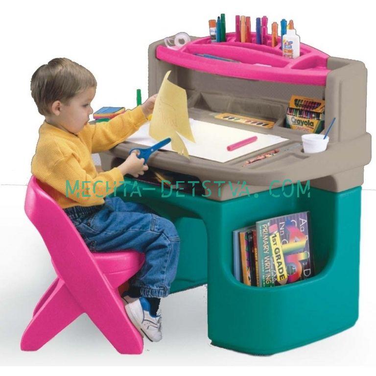 Стол-парта для детского творчества LERADO L-928